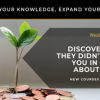 Become more financially literate. Picture