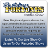 Citizens for Health Attorney Jim Turner on Building Fortunes Radio with Guest Peter Mingils Picture